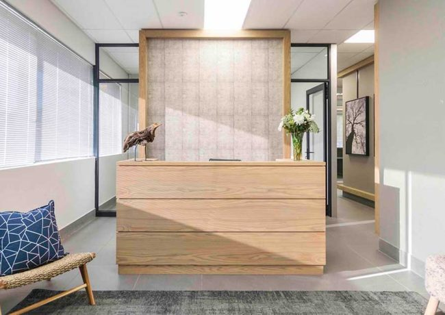 The importance of a well designed office space